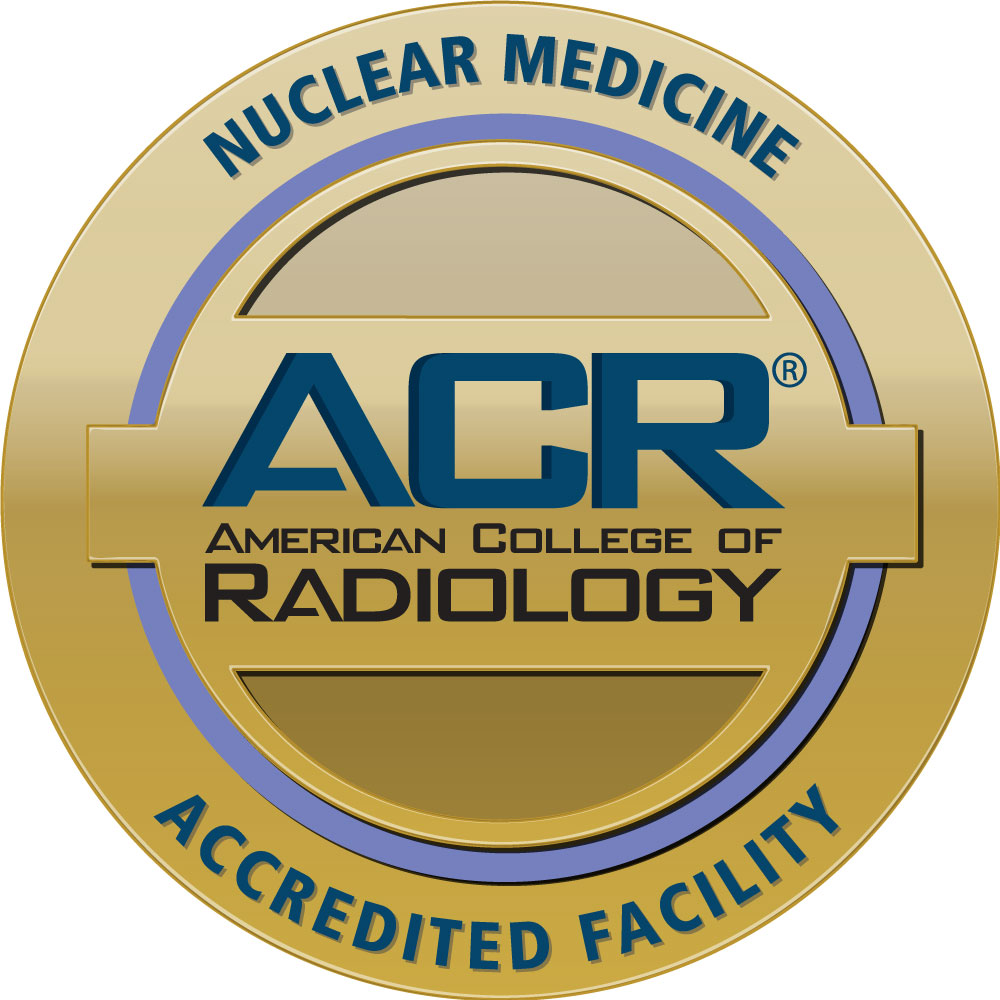 American College of Radiology Nuclear Medicine Accredited Facility seal